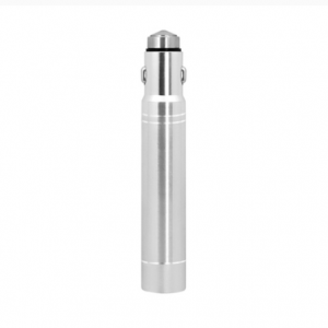 Car Charger Power Bank silber