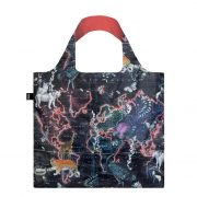 KRISTJANA S WILLIAMS INTERIORS World Map Bag